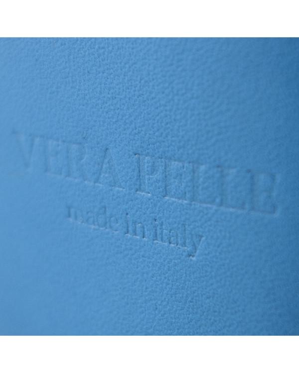Сумка кросс-боди натуральная кожа Vera Pelle италия-1546