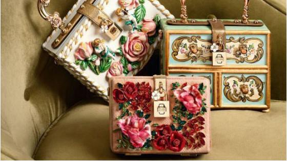 Dolce & Gabbana Осень-Зима 2015-2016