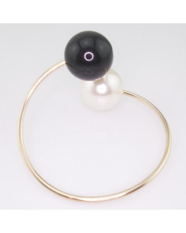 """Браслет """"Сферы"""" в стиле chanel bw Сороками предлагает браслеты купить недорого"""