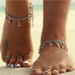 """Браслет на ногу """"Mayya"""""""