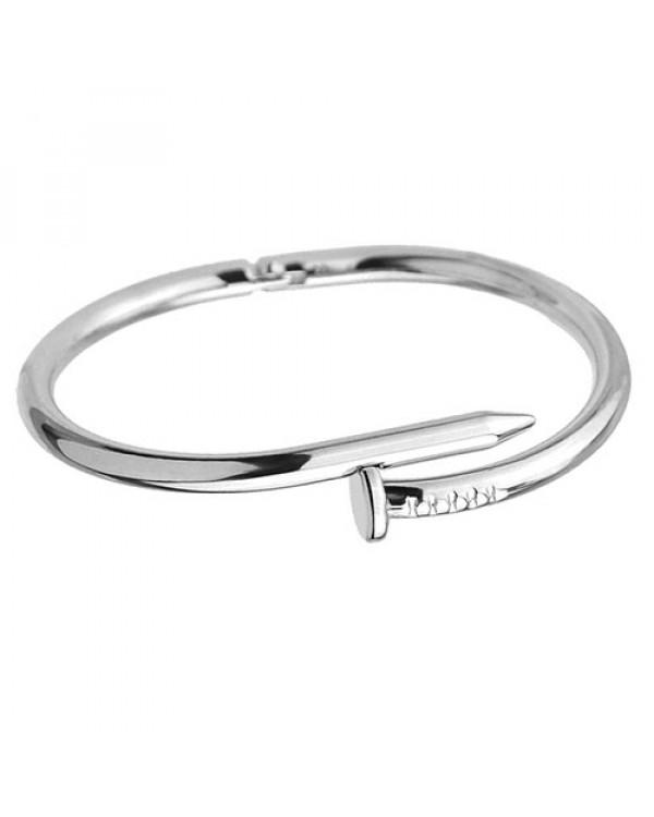 Браслет Гвоздь - модная элитная бижутерия браслеты, купить которую так просто с Сорока.Ми