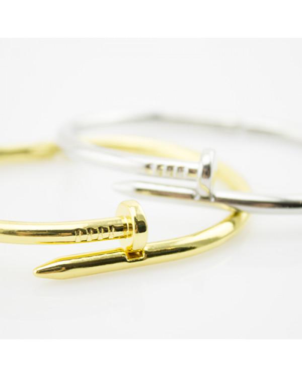 Браслеты гвозди (шурупы) - модные браслеты по последним трендам от Сорока.Ми
