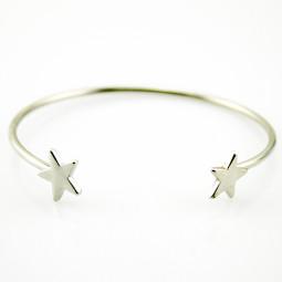 Модный браслет Silver Star