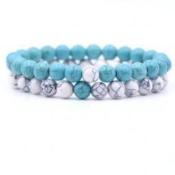Парные браслеты Turquoise