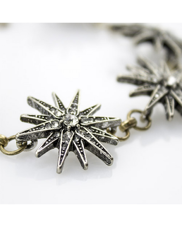 Хотите купить модный браслет со звездами? Скорее к нам! Браслеты недорого по цене опта даже в розницу!