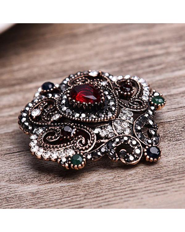Бижутерия Брошь из Великолепного Века - купить турецкие украшения так просто!