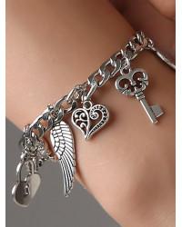 ❤ Бижутерия браслеты с подвесками купить недорого можно прямо сейчас! ❤