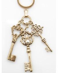 ❤ Кулоны ключи женские купить недорого  - бижутерия от Сорока.Ми