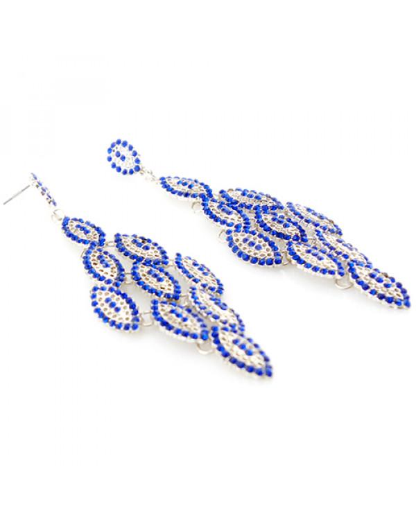 Это красивые сережки Blue Dream. Хотите выбрать украшение, что превратит вас в королеву?