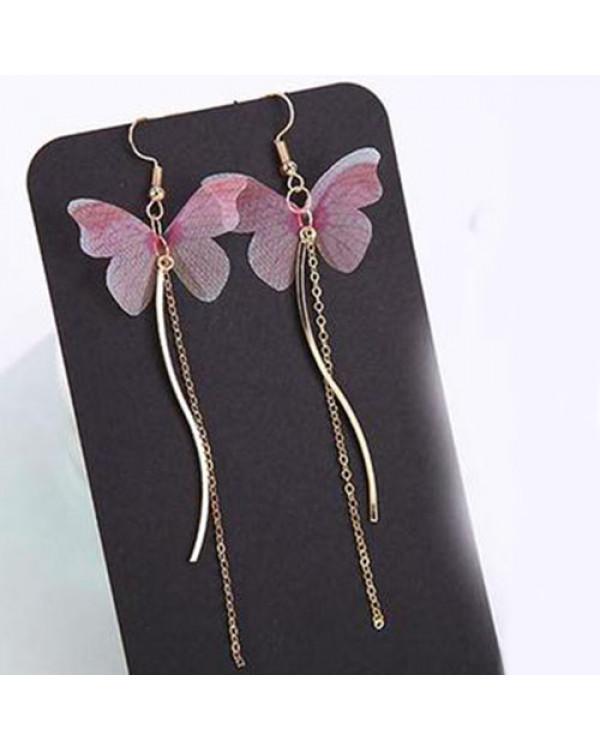 Купить серьги бижутерия с порхающими крыльями бабочек так просто! Скорее все сюда!
