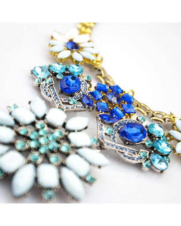 "Колье ""Zara Blue"""
