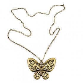 """Кулон на цепочке """"Butterfly"""""""