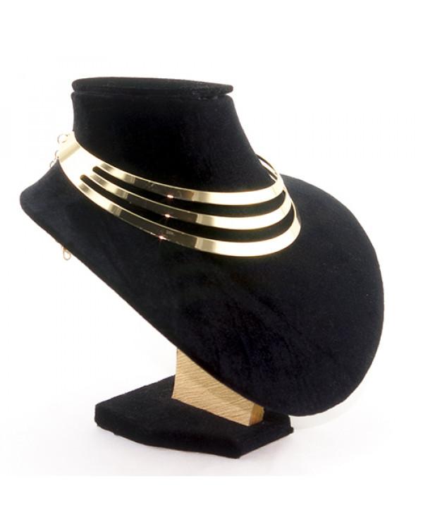"""Колье """"Королева луны""""  такие модные колье 2020 достойны цариц и спутниц фараонов"""