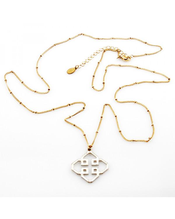 """Кулон на цепочке """"Кельтский символ удачи"""" ыбирайте оригинальные кулоны, комбинируйте их с повседневным гардеробом"""