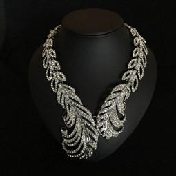 """Колье """"Легкость"""", silver"""