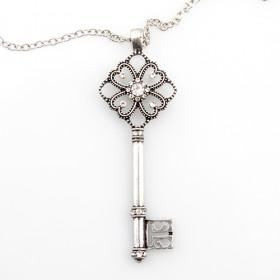 """Кулон """"Ключ"""", серебро"""