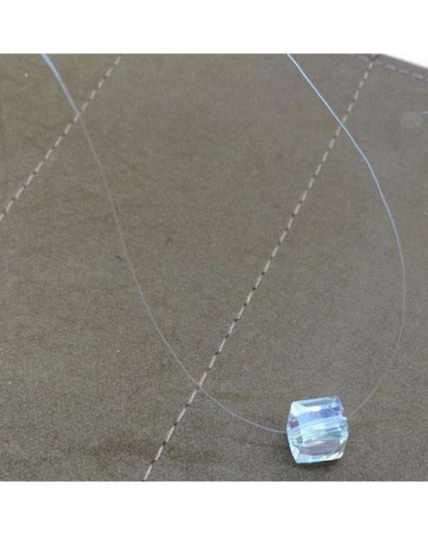 Кристалл на леске - это изящный кулон на леске для настоящих модниц!