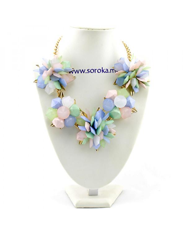 Модное колье бижутерия по последним трендам! Fashion Jewellery от магазина бижутерии Soroka.me