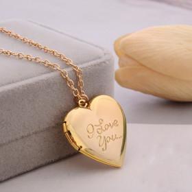 Кулон Сердце полное любви