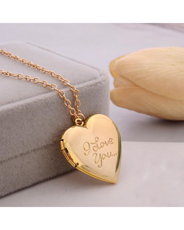 Открывающийся кулон Сердце - кулоны для влюбленных недорого живут тут!
