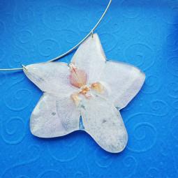 Колье Орхидея