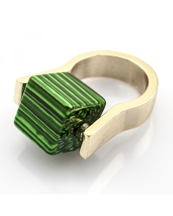 """Кольцо """"Zara cub"""" - В тренде интересные кольца!"""