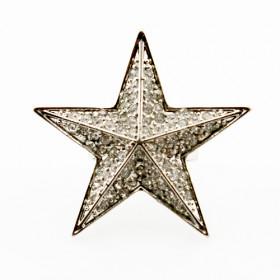 Кольцо Star