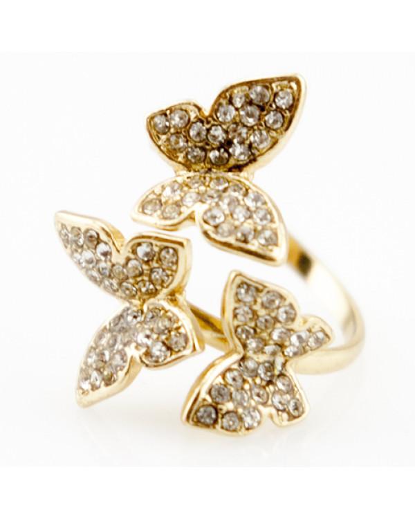 """Кольцо """"Fly Buterfly"""" cамые красивые кольца, и мимо них не пройти равнодушно."""