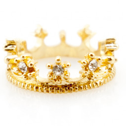 "Кольцо ""Корона Королевы"""