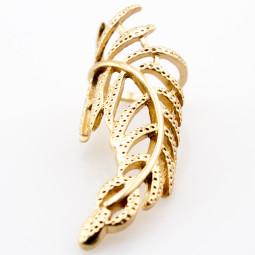 "Кольцо ""Gold Leaf"""