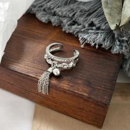 Необычное кольцо Кисть
