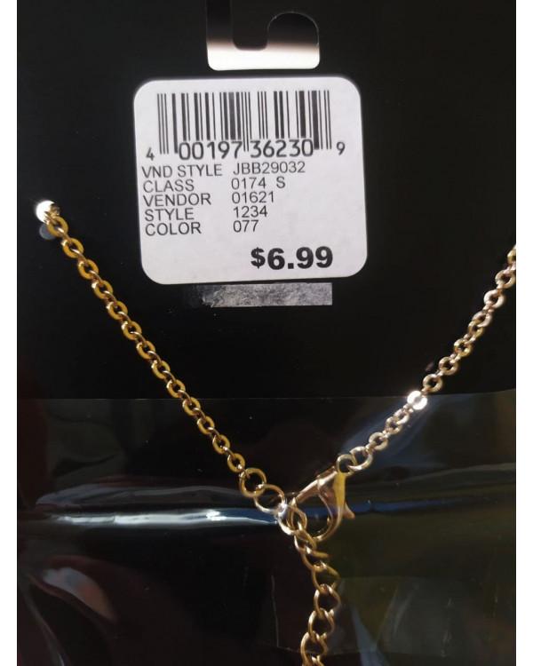 Набор слейв браслет и кольца брендовый