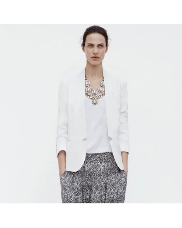 Большие серьги Zara. Магазин Soroka.me